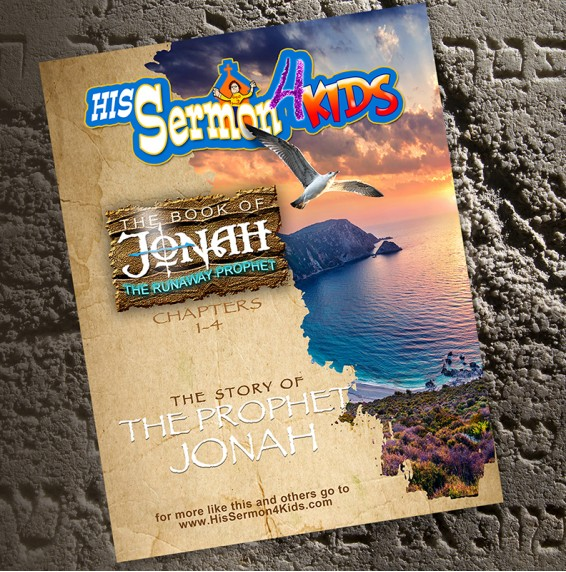 Jonah Booklet