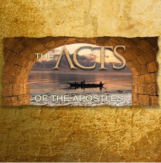 Acts 2:1-21 - The Holy Spirit Comes