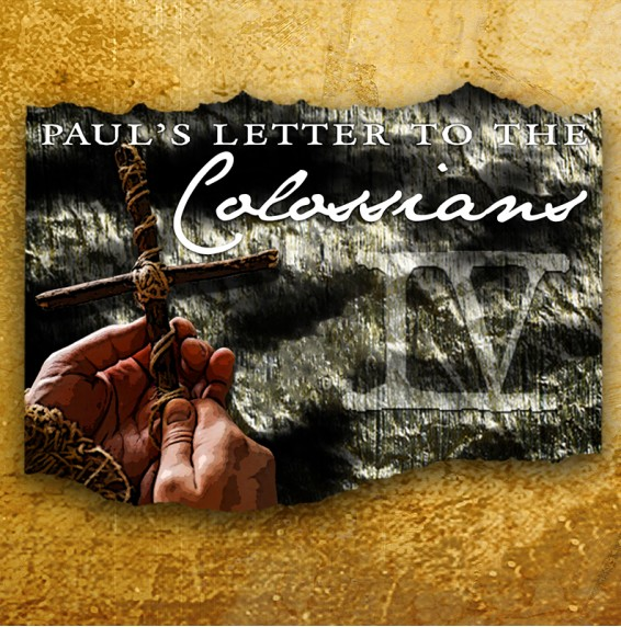 Colossians 1-4 Booklet