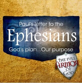 Ephesians 6:10-24 - The Full Armor of God