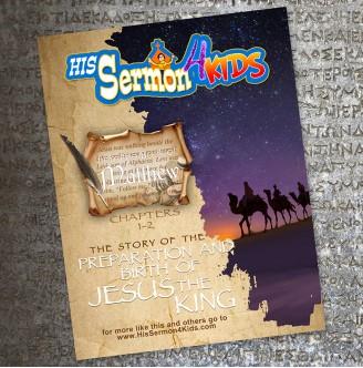 Matthew 1-2 Booklet