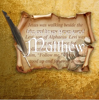 Matthew 4:1-11 - Satan Tempts Jesus