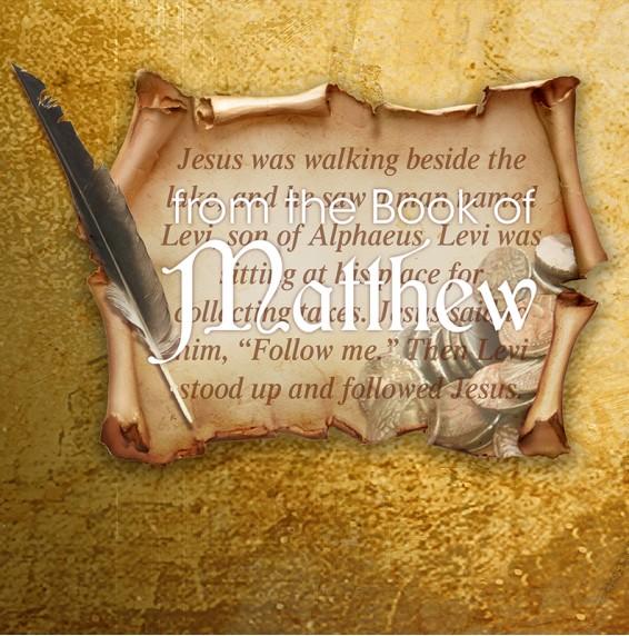 Matthew 10:1-16 - Jesus sends out the Twelve Disciples