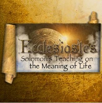 Ecclesiastes 4:7-16 - 3 Ways People Live
