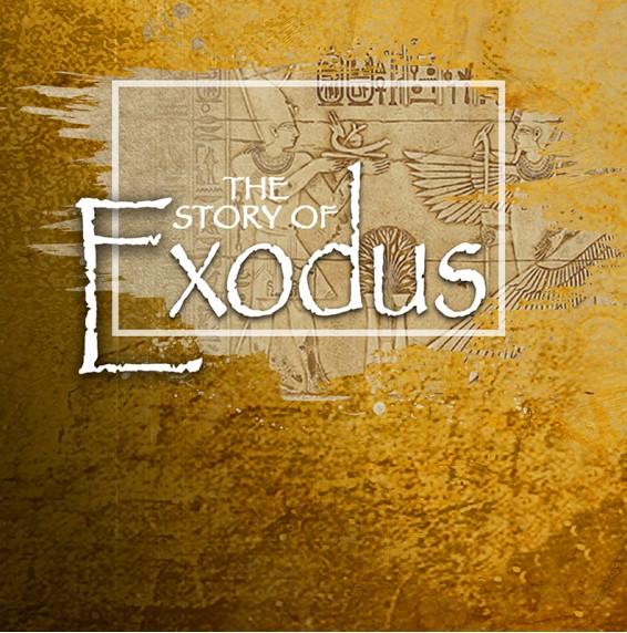 Exodus 2:1-10 - God's Little Helper