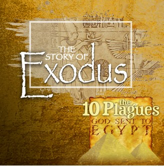 Exodus 7:25, 8:1-15 - The Plague of Frogs