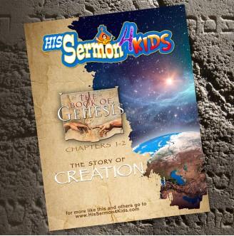 Genesis 1-2 Booklet