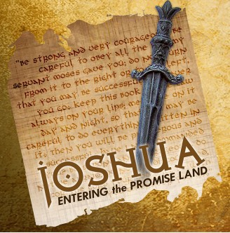 Joshua 2:1-14 - Rahab and the Spies