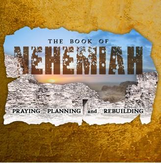 Nehemiah 3:1-14 - Rebuilding the Wall of Jerusalem