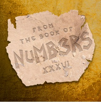 Numbers 7:1-89 - Offerings for the Tabernacle