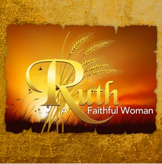 Ruth 2:1-13 - Ruth Works in Boaz's Field