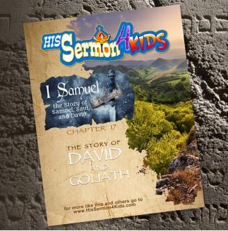 1 Samuel 17 Booklet