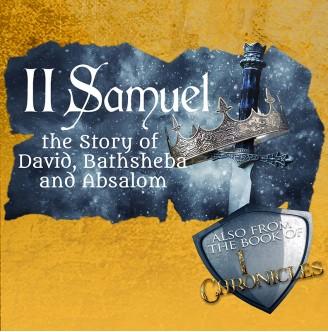 2 Samuel 6:12-23 - The Ark Entering the City of David